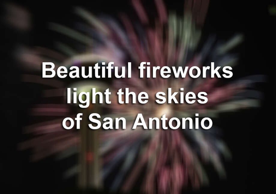 We gathered up the San Antonio Express-News photographers' best shots from past July Fourth celebrations around San Antonio. Enjoy the show! Photo: Bob Owen, San Antonio Express-News / ©2013 San Antonio Express-News