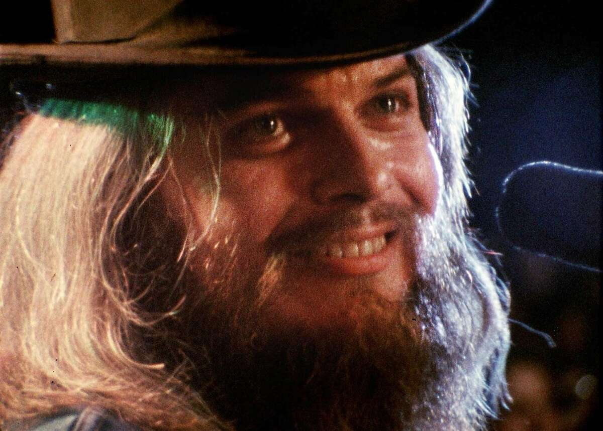 Leon Russell in Les Blank's documentary