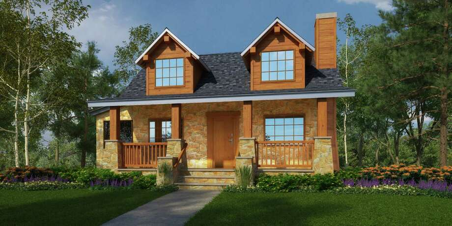 New 1,800 Square Foot Cottage Shell Homes Can Be Built And Are Ready To