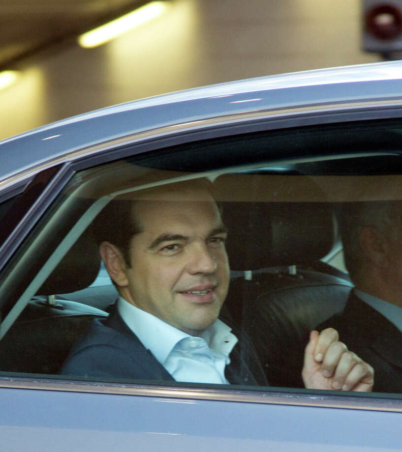 Greek Prime Minister Alexis Tsipras is facing pressure from his country's creditors to make concessions to unlock billions of euros in loans. Photo: Virginia Mayo, STF / AP