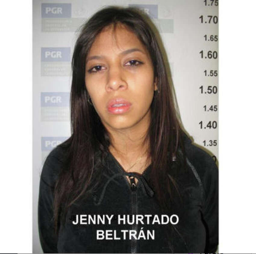 Jenny Vivian Hurtado Beltrán Beltrán was arrested in Mexico in 2007 with a group of alleged co-conspirators on charges of laundering around $50 million for Colombia's Cartel del Valle. Colombia. The case was brought before a Texas court.