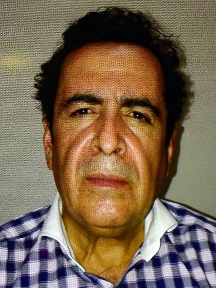 """Héctor Beltrán Leyva """"Héctor Manuel Beltrán Leyva"""" Nationality: Mexican   Hector Beltran Leyva, is the suspected leader of the Beltran Leyva drug cartel which operated in several states, including Texas. He was arrested in 2014. Photo: ALFREDO ESTRELLA, AFP/Getty Images"""