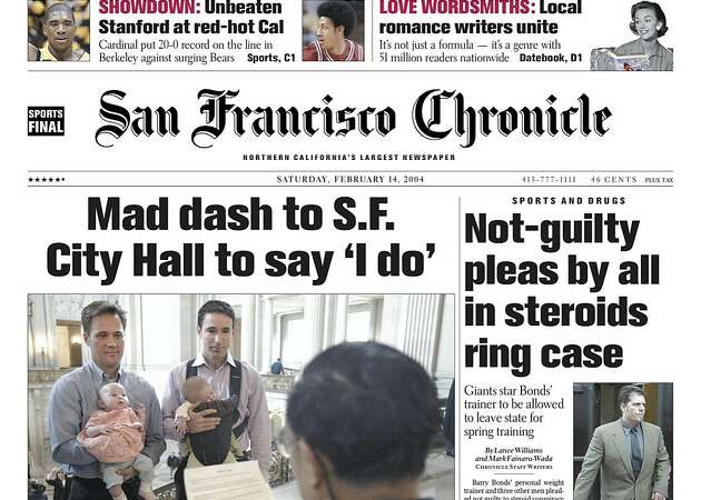 Chronicle Covers: A Valentine's Day page with love at its heart