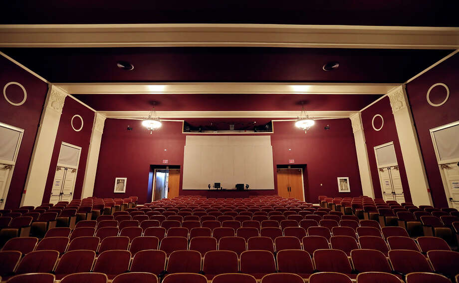 A view of the restored Russell Hill Rogers Theater Monday June 15, 2015 at The Playhouse San Antonio. Photo: Edward A. Ornelas, Staff / San Antonio Express-News / © 2015 San Antonio Express-News