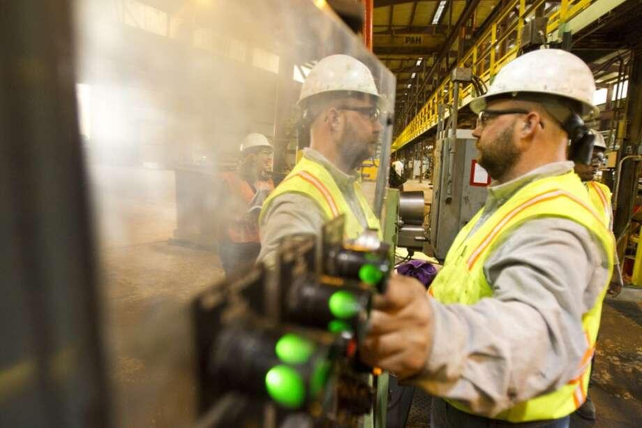 Tenaris, 1,400 employees, down 33 percent