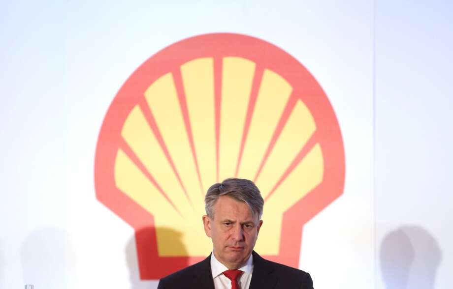 Shell Oil Co., 10,369 employees, down 1 percent(Pictured, Royal Dutch Shell CEO Ben Van Beurden) Photo: Hris Ratcliffe, Bloomberg
