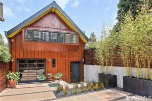 Former barn in Eureka Valley asking $1.749 million - Photo