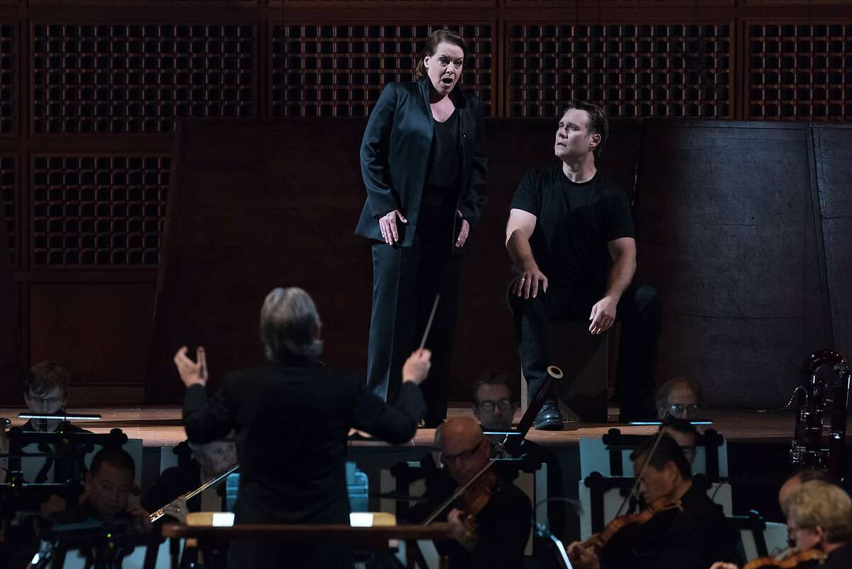 """The San Francisco Symphony and conducter Michael Tilson Thomas perform Beethoven's """"Fidelio."""""""