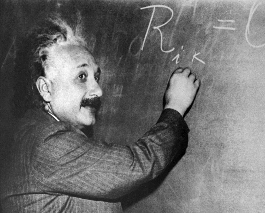 FAMOUS REFUGEESAlbert Einstein (Scientist)Fled Nazi Germany in 1932 to the United States. Photo: -, Getty Images / 2005 AFP