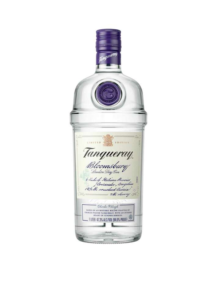 Tanqueray Bloomsbury is available for a limited time. Photo: Tanqueray / Tanqueray