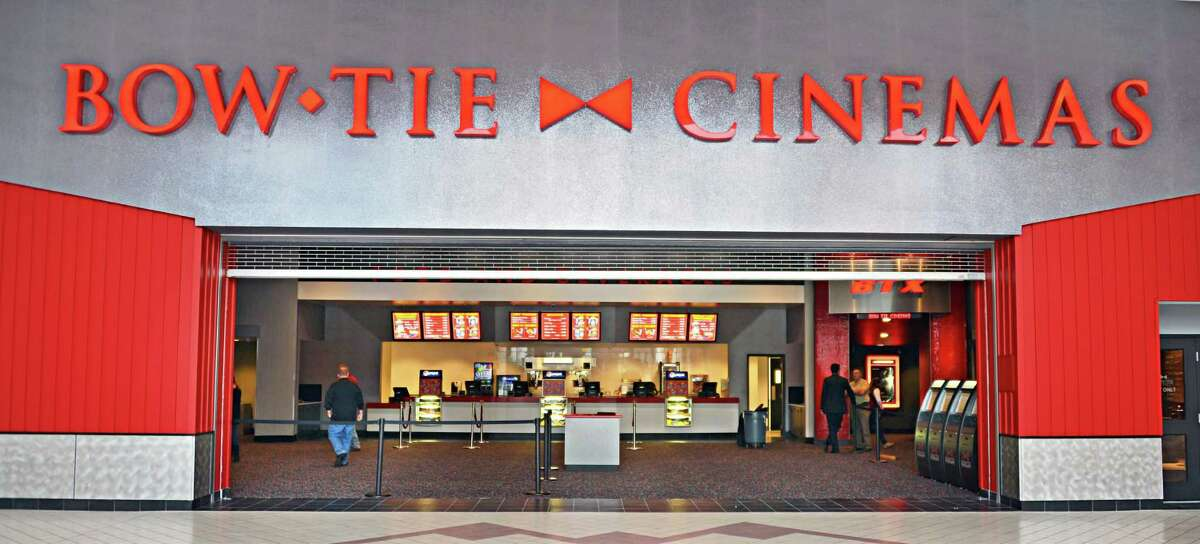 Mall entrance to the new Bow Tie Cinemas at Wilton Mall Thursday Oct. 24, 2013, in Saratoga Springs, NY. (John Carl D'Annibale / Times Union)