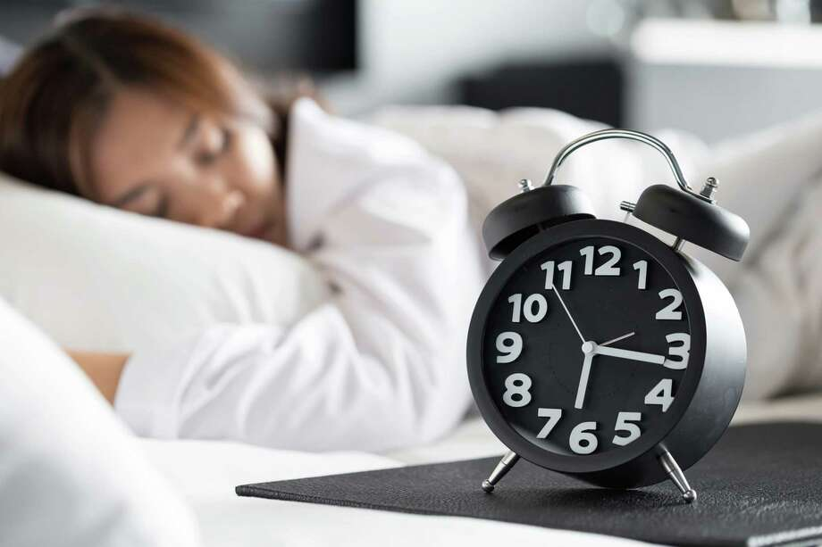 """A new study says adults need at least seven hours of sleep each night for best health. That's the minimum. """"We don't want people walking away thinking, 'I need only seven hours of sleep a night,'"""" Dr. Nathaniel F. Watson says. Photo: HO / TNS"""