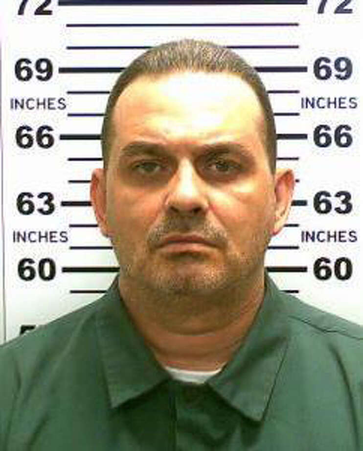 This May 20, 2015, file photo released by the New York State Police shows Richard Matt. Matt, one of two convicted killers who staged a brazen escape from an upstate maximum-security prison and had been hunted for three weeks was shot and killed Friday, June 26, 2015, but the other, David Sweat, is still on the run. (New York State Police via AP) Photo: HOGP / New York State Police