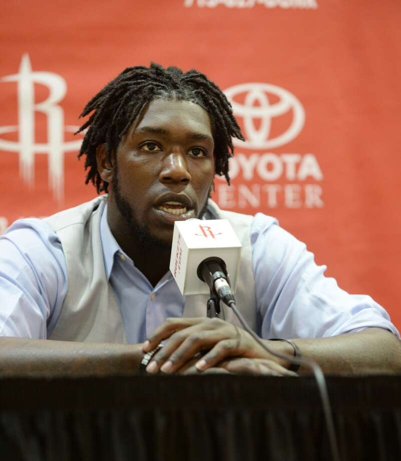 Montrezl HarrellThe Rockets rookie and former Louisville star is mentioned in Katina Powell's book as one of the players that had sex that was paid for by a Cardinals' assistant coach. Photo: Houston Chronicle