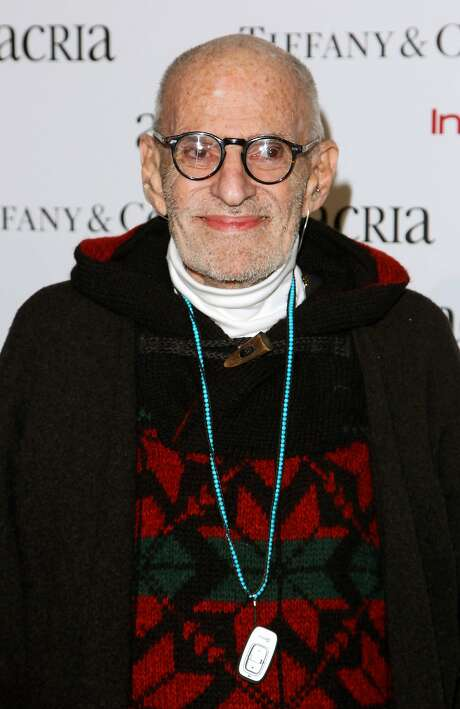 "Larry Kramer's fiery temper, which roused thousands to protests in the early years of the AIDS epidemic, is part of a new HBO documentary, ""Larry Kramer in Love and Anger."" Photo: Donald Traill, Associated Press"