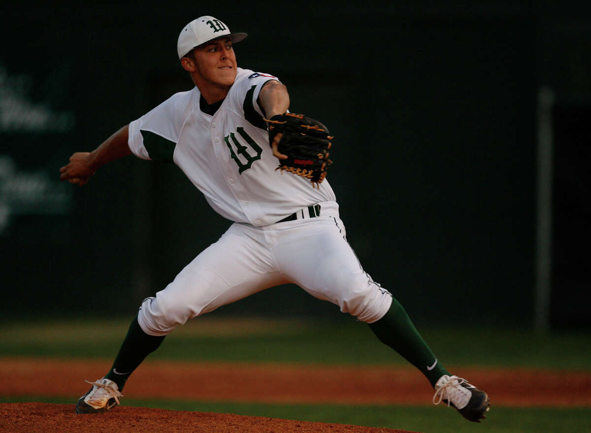 The Woodlands pitcher Jameson Taillon bypassed Rice for the Pirates in 2010.