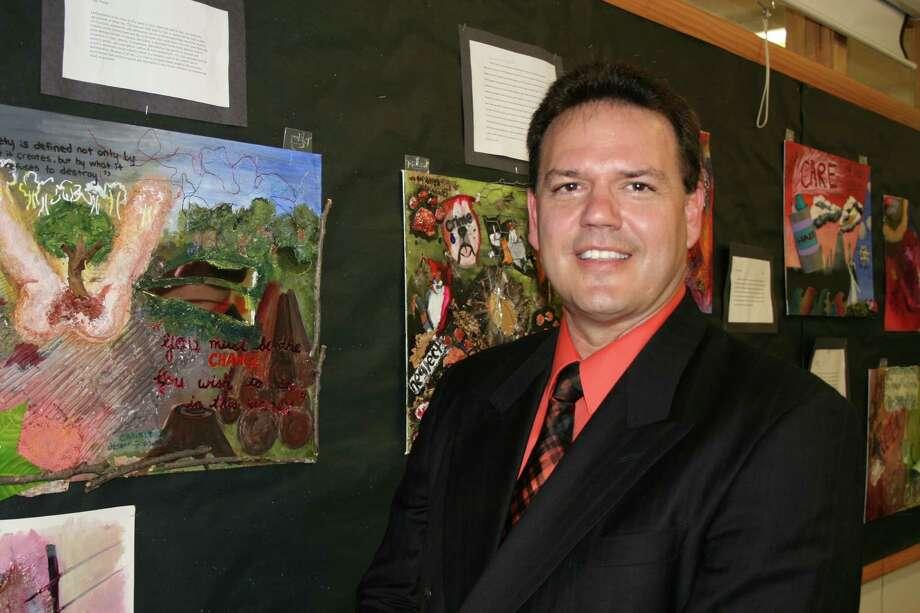 Thomas Douglas is the new Bethlehem Superintendent of Schools Photo: Unknown