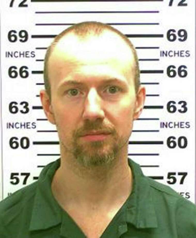 Officers heard David Sweat running but did not see him. His whereabouts were unclear. Photo: Handout / / 2015 New York State Police