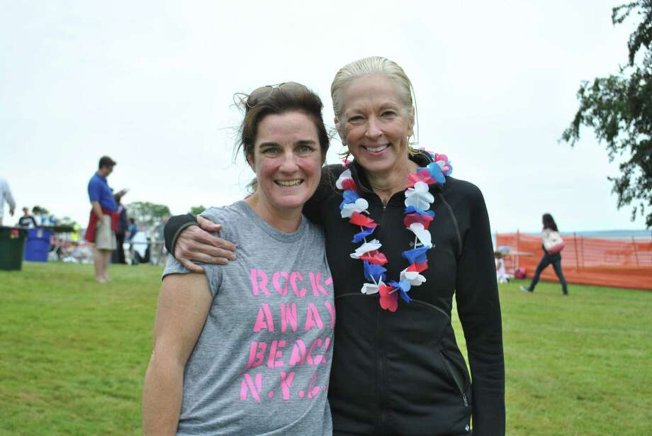 The annual Greenwich-Stamford Swim Across America fundraiser for cancer research took place on June 28, 2015 in Stamford. Were you SEEN? Photo: Lauren Stevens/Hearst Connecticut Media Group / Lauren A Stevens