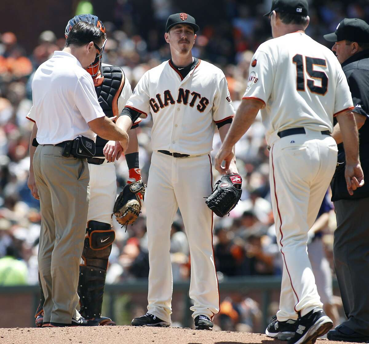 It seems like this season will be the end of the line for Tim Lincecum.