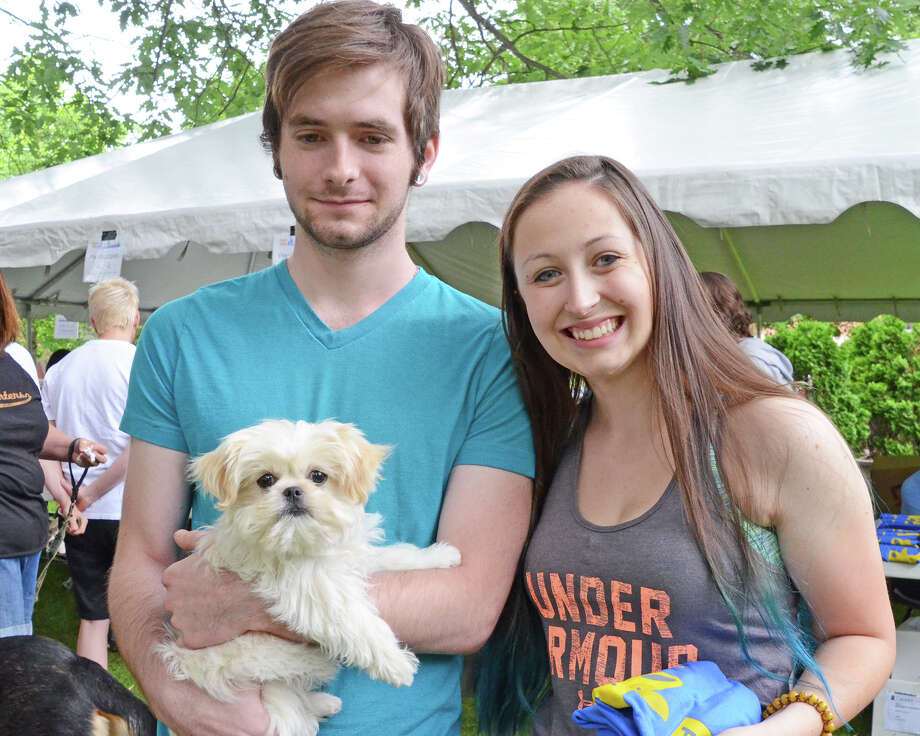 Were you Seen at the Sixth Annual Paws in the Park, a fundraiser for the Mohawk Hudson Humane Society, held at Siena College in Loudonville on Saturday, June 27, 2015? Photo: Paula J Walker