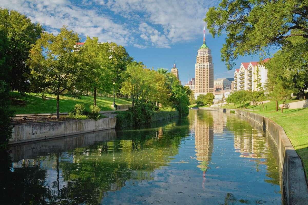 San Antonio is among the best cities in the U.S.