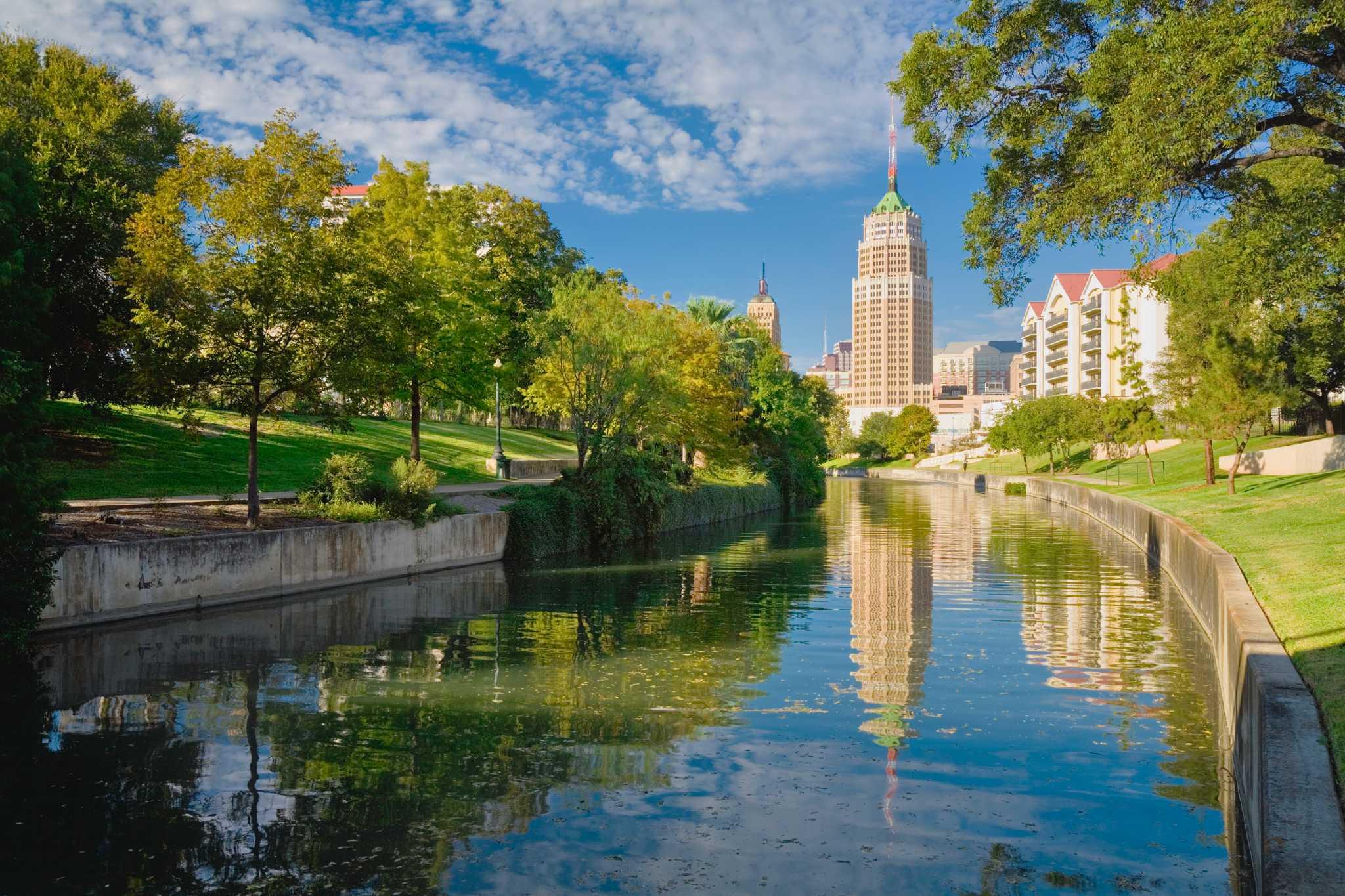 San Antonio di antara kota 'terbaik' di AS, kata majalah nasional