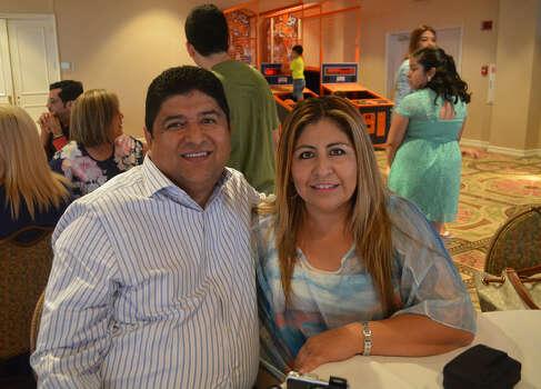 Juan y Martha Diaz. Photo: Foto De Cortesa