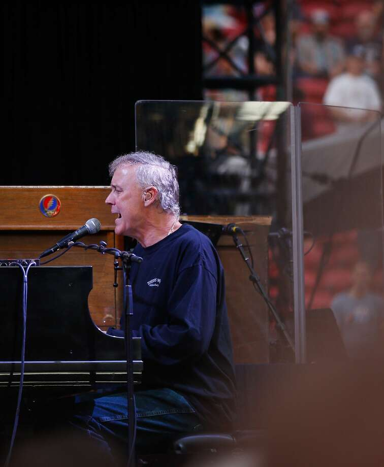 Bruce Hornsby, Oct. 21, Troy Savings Bank Music Hall. An evening with versatile keyboardist and singer-songwriter.  Photo: Loren Elliott, The Chronicle