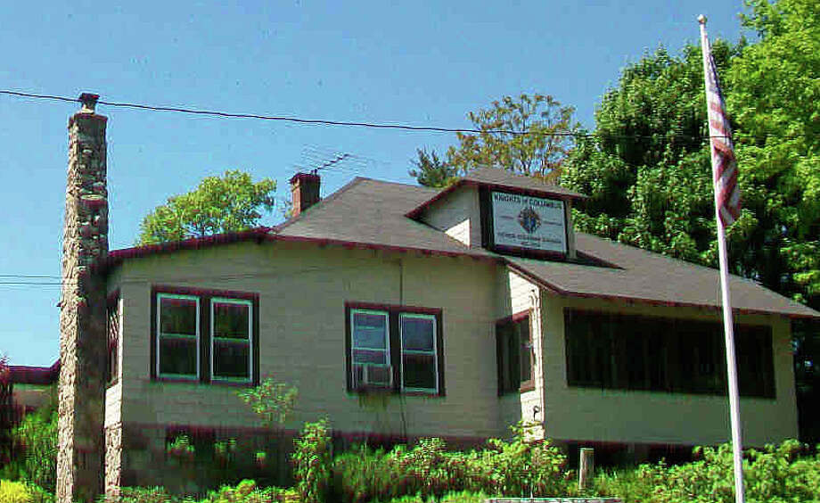 The Knights of Columbus property at 333 Unquowa Road recently changed hands for $3,500,000. Photo: Contributed Photo / Contributed Photo / Fairfield Citizen