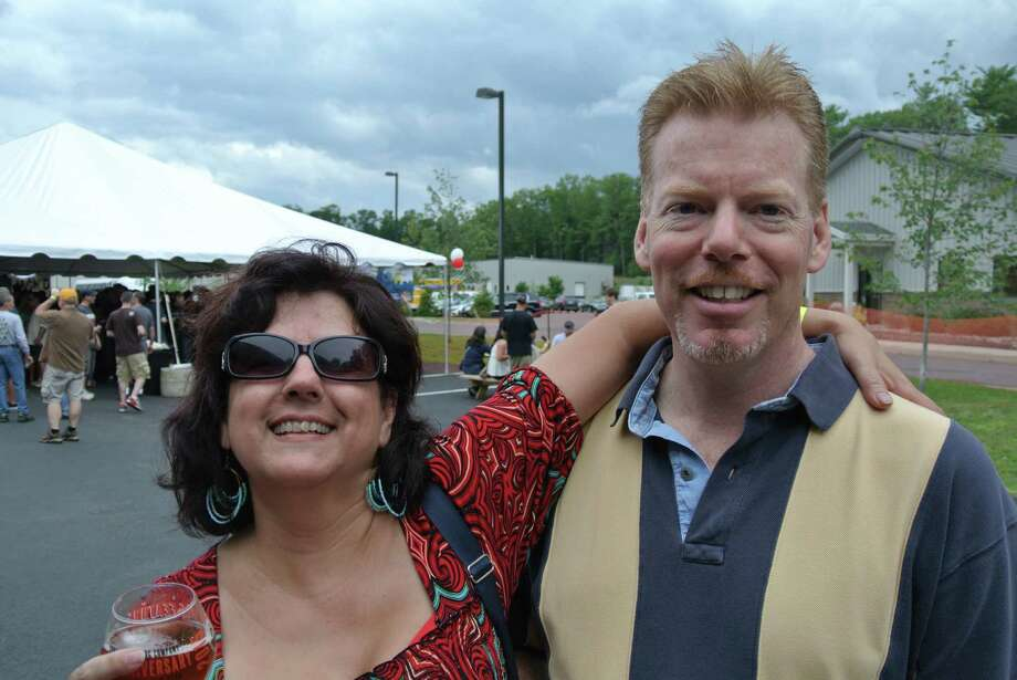 Were you SEEN at the Shmaltz Brewing Company second anniversary party, held at the Shmaltz Brewing Company facility in Clifton Park, on Saturday, June 27, 2015? Photo: Deanna Fox
