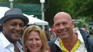 Were you Seen at the Freihofer's Saratoga Jazz Festival at SPAC in Saratoga Springs on Saturday, June 27, 2015? The festival continues on Sunday.
