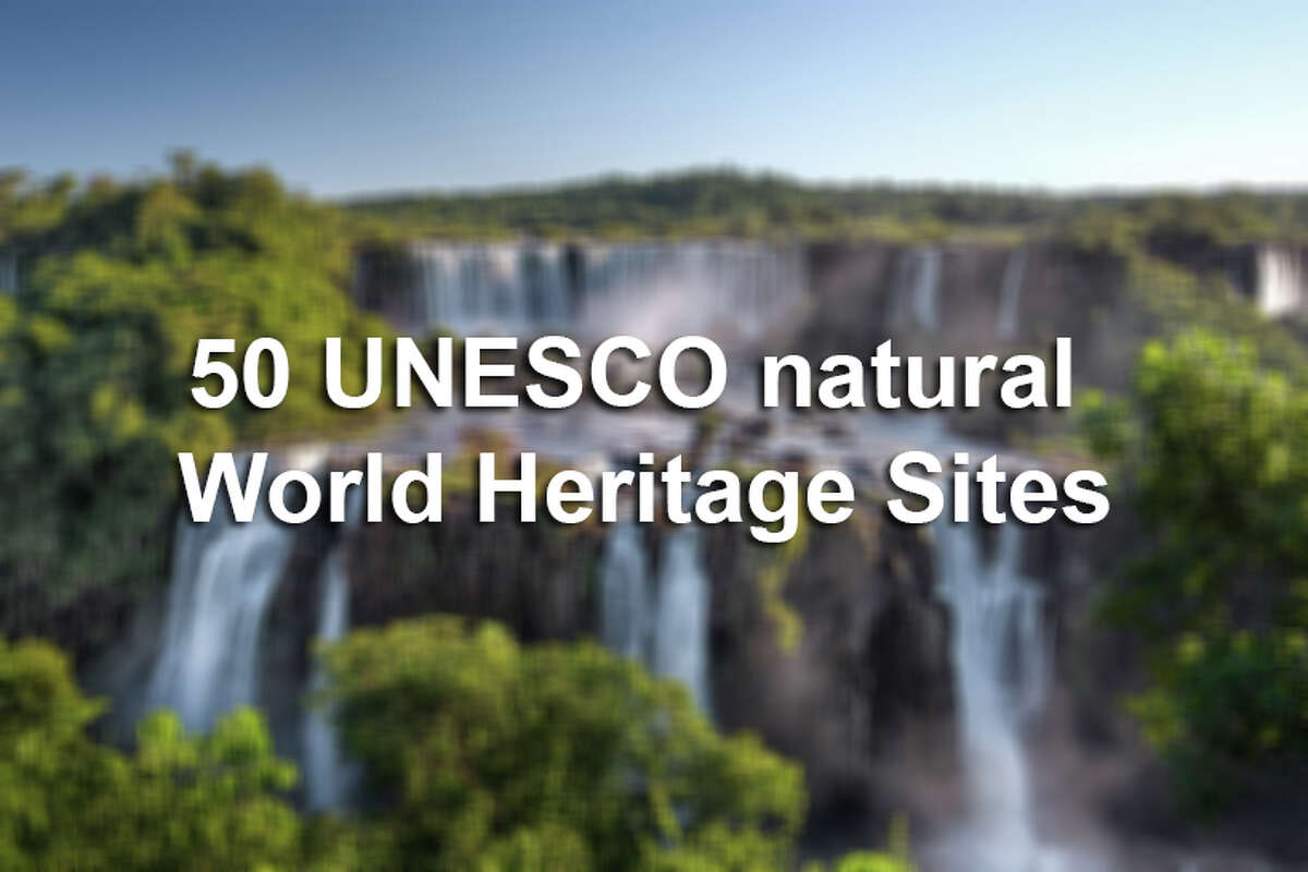 Since 1975, the United Nations Educational, Scientific and Cultural Organization has named 193 natural sites, which they consider to be in the interest of the public to preserve. Here is a look at 50 of the most beautiful sites on the list.