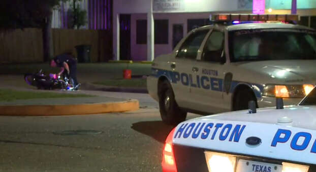 article houston driving police