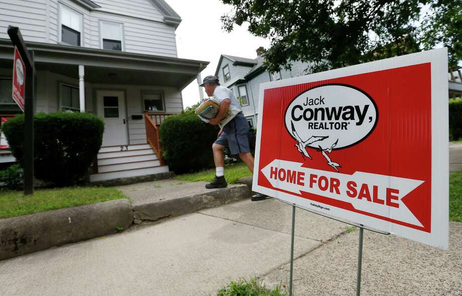 First-time buyers accounted for 32 percent of existing-home sales in May, matching the highest share since 2012, the National Association of Realtors reported last week. Millennials have pulled ahead of the older Generation X as the largest segment of purchasers, according to the trade group. Photo: Associated Press File Photo / AP