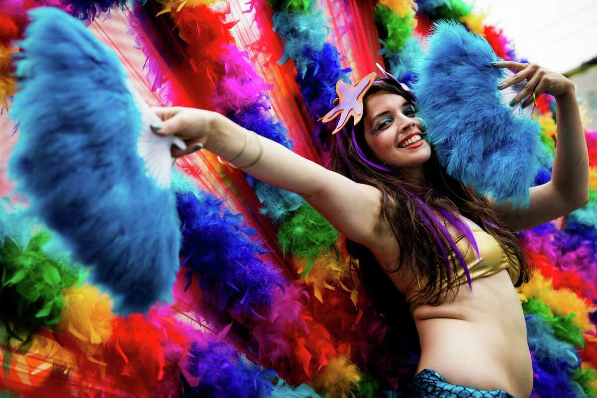 Click through for a look at Seattle's Pride Parade through the years.