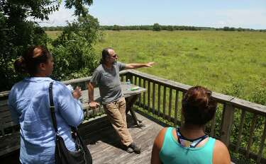 Ecologist is faithful steward of bayou southeast of downtown
