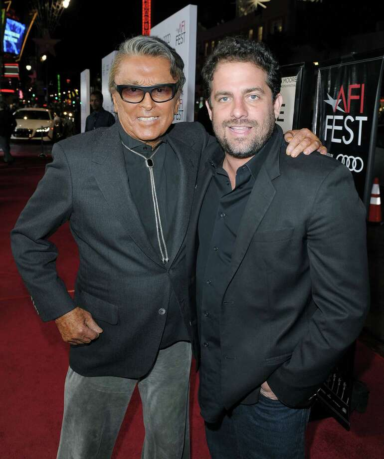 "LOS ANGELES, CA - NOVEMBER 05:  Producer Robert Evans (L) and director Brett Ratner arrive at the AFI FEST 2009 screening of the Weinstein Company's ""A Single Man"" at the Chinese Theater on November 5, 2009 in Los Angeles, California.  (Photo by Kevin Winter/Getty Images for AFI) Photo: Kevin Winter / 2009 Getty Images"