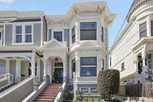 Lower Haight home with overabundance of Victorian details for $2.875 million - Photo