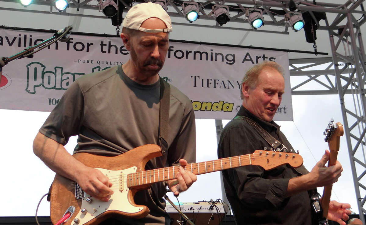 Orleans band co-founder and guitarist John Hall and guitarist Dennis