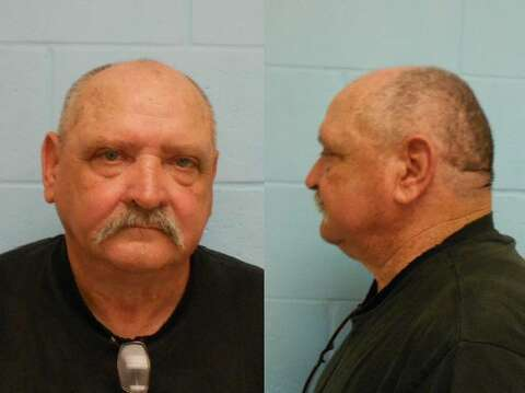 Mcallen Police Arrested Richard Mark Holloway A 72 Year Old Mcallen Resident On