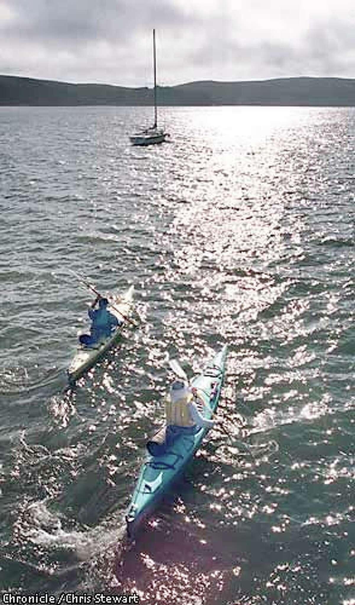 Point Reyes National Seashore.