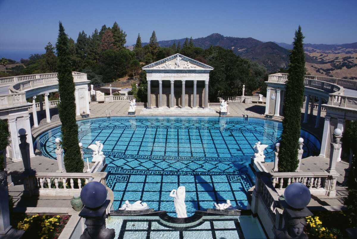 Hearst Castle, San Simeon: Take a tour of this fabulous estate built by William Randolph Hearst. The 45-minute Grand Room tour is best for first-time visitors and includes a view of the Neptune Pool (pictured).