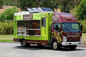 Olive Garden food truck rolls into Houston this week - Photo