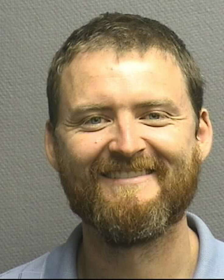 Richard Trudeau, 32, was one of six people arrested Sunday, June 28, 2015 at Lakewood Church in southwest Houston after allegedly  trespassing and disrupting a church service, according to police. Photo: Houston Police