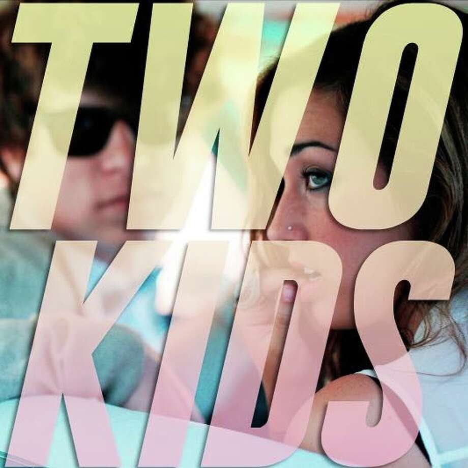 """Two Kids"" by Stamps, featuring Cypress native Ren Patrick, details her summers in the suburbs. Photo: Single Artwork"