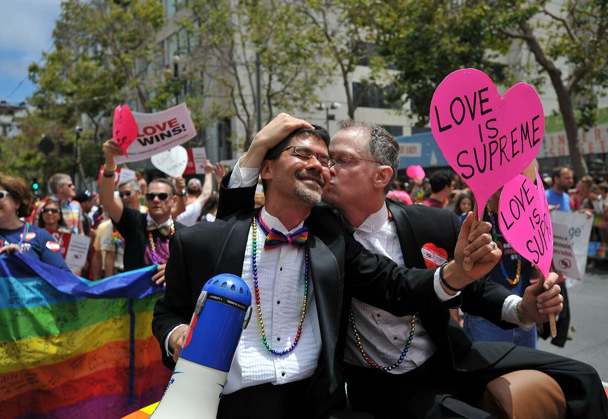 In congress, gay marriage decision highlights divide between parties