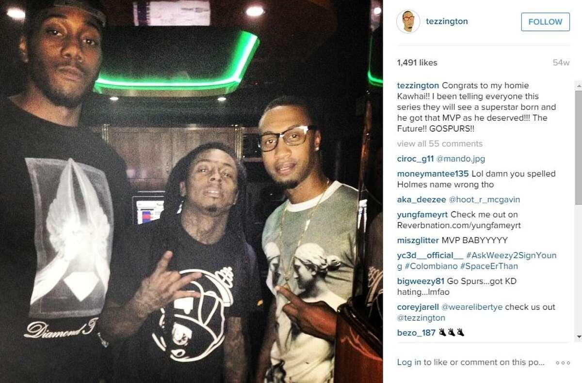 Lil Wayne tezzington: