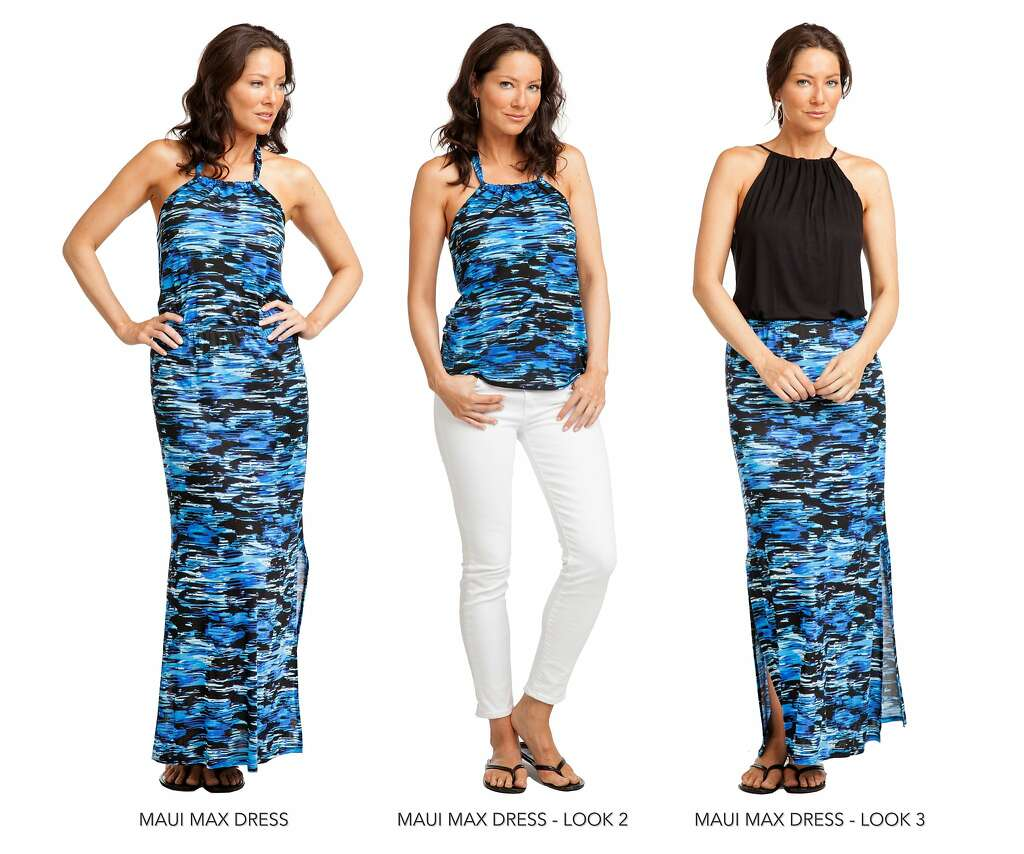 VacayStyle Belize MAXi Dress