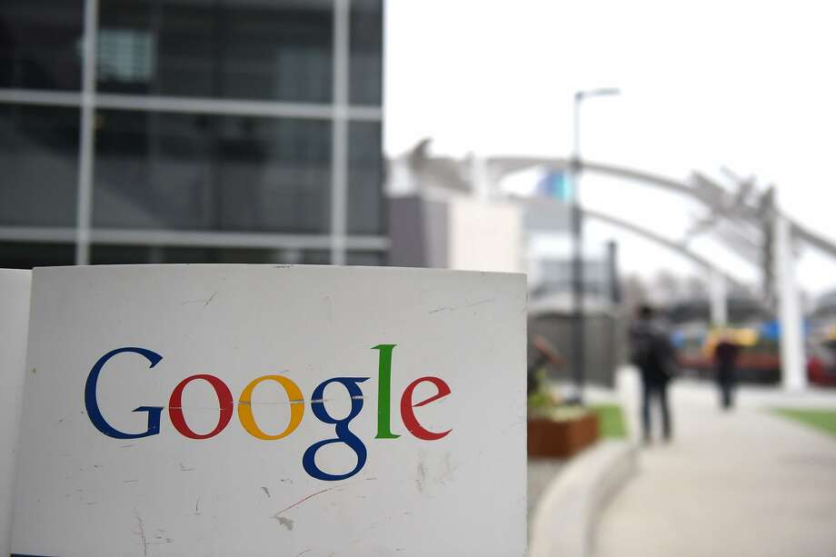 ((FILES)This February 20, 2015 file photo shows the Google logo at the Google campus in Mountain View, California.  Google announced June 24, 2015 it was teaming up with university scientists to use its computing platform to accelerate efforts in genomics research. The US tech giant said it was joining with the Broad Institute of biomedical and genomic research, a project of Harvard University and the Massachusetts Institute of Technology. AFP PHOTO / SUSANA BATESSUSANA BATES/AFP/Getty Images Photo: Susana Bates, AFP / Getty Images